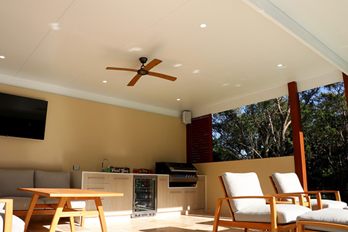 Insulated Style Patios