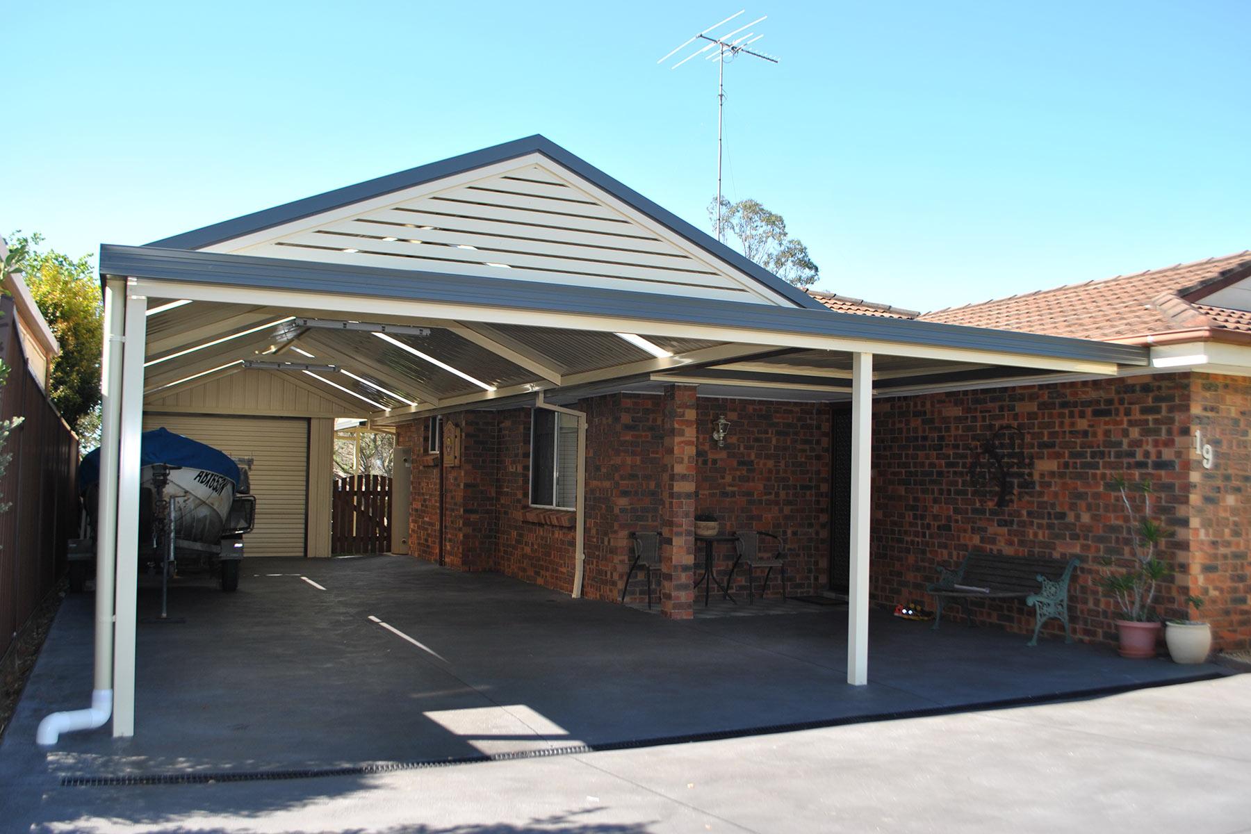 Carport Roofing Options 2022
