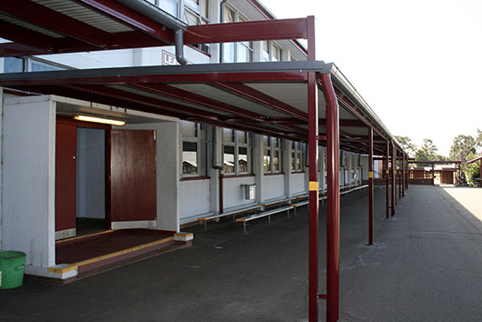 School Patios Sydney