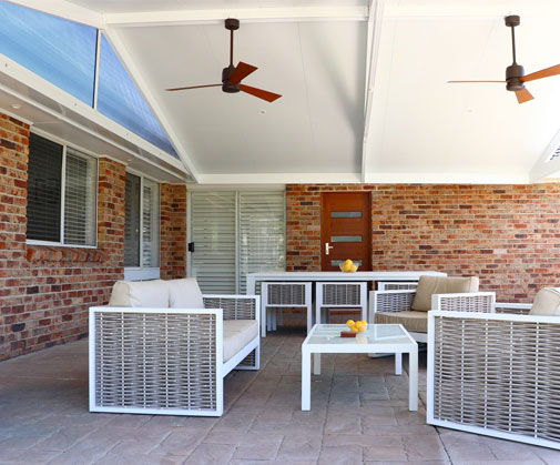 Patio Roofs and Awnings